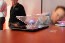 SEFF '16 hologram.